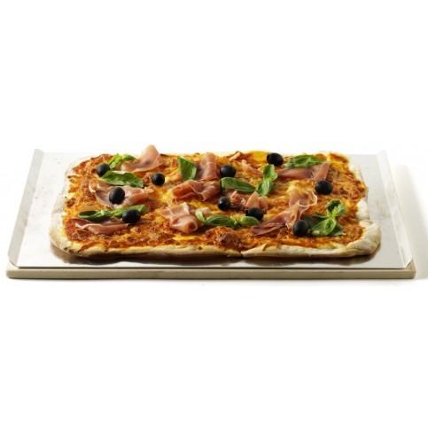Obdĺžnikový kameň na pizzu