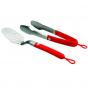 Grilovacie náradie Weber Style, červené