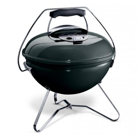 Gril Weber Smokey Joe Premium sivý
