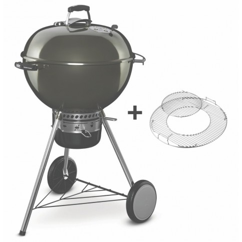 Gril Weber Master Touch GBS 57 cm, dymovo šedý