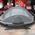 Elektrický gril Weber Q 240, tmavošedý