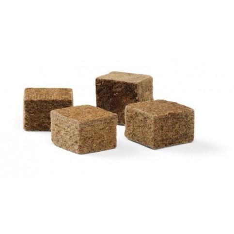 Ekologické podpaľovacie kocky, 48 ks
