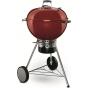 Gril Weber Master Touch GBS 57 cm, tehlovo červený