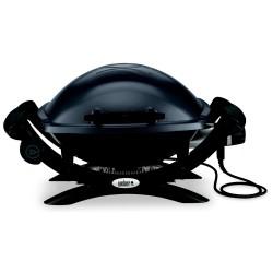Elektrický gril Weber Q 1400, tmavošedý
