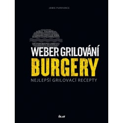 Weber grilované Burgery