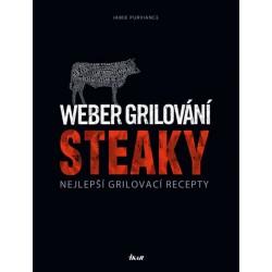 Weber grilování Steaky