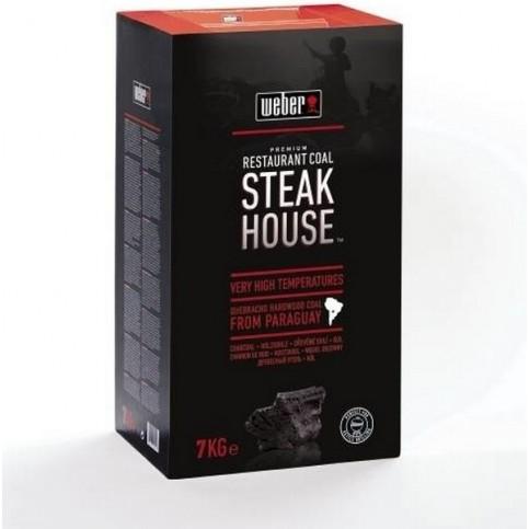 Grilovacie uhlie Steak House, 7 kg