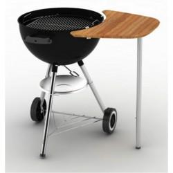 Weber bambusový postranný stolík pre kotlové grily