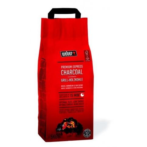 Grilovacie uhlie Premium Express, 5 kg