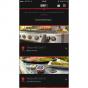 Termosonda Weber iGrill 3 - náhľad aplikácie pre Iphone
