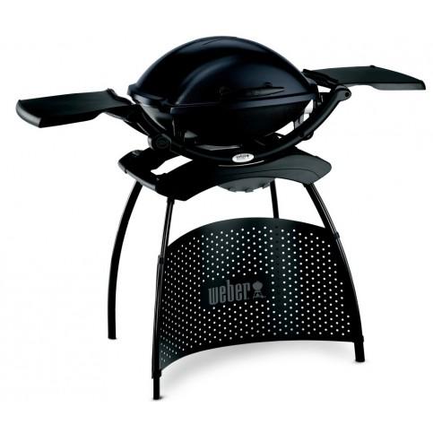 Elektrický gril Weber Q 2400 Stand, tmavosivý