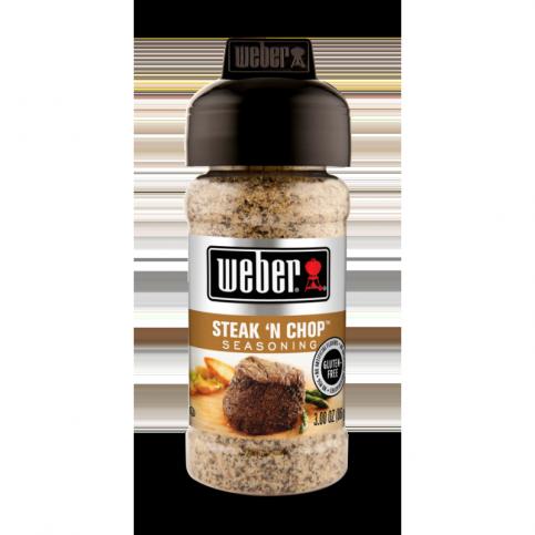 Korenie Weber Steak´N Chop 171 g
