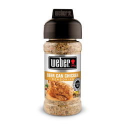 Korenie Weber Beer Can Chicken 156 g