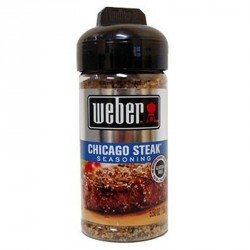 Korenie Weber Chicago Steak 156 g