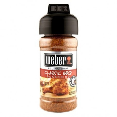Korenie Weber Classic BBQ 93 g