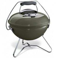 Gril Weber Smokey Joe Premium 37 cm, dymovo šedý