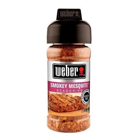 Korenie Weber Smokey Mesquite 171 g