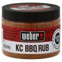 Korenie Weber KC BBQ Rub 164 g