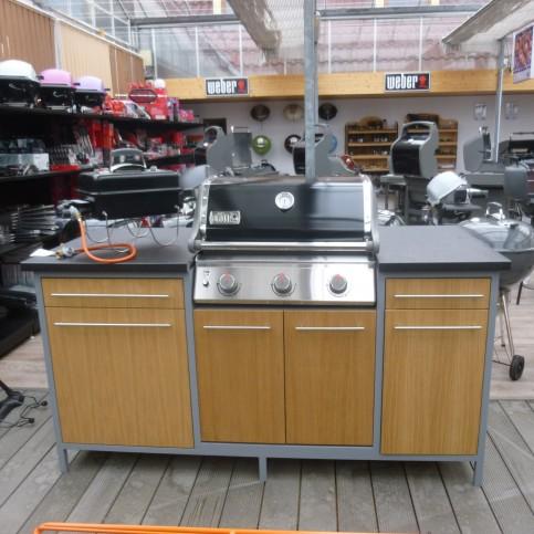 Vonkajšie kuchyne Modern