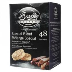 Brikety na údenie Bradley Smoker Special 48 ks