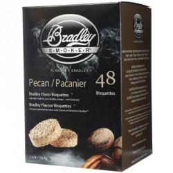Brikety na údenie Bradley Smoker Pekan 48 ks