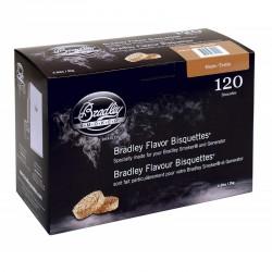Brikety na údenie Bradley Smoker Javor 120 ks