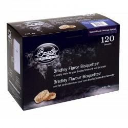 Brikety na údenie Bradley Smoker Special 120 ks