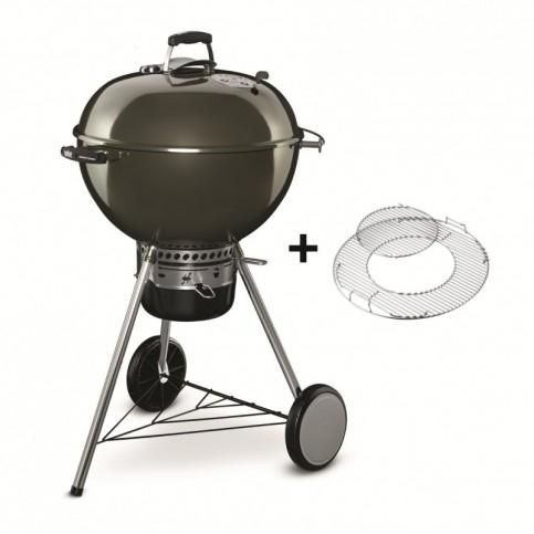 Gril Weber Master Touch GBS C-5750, dymovo šedý