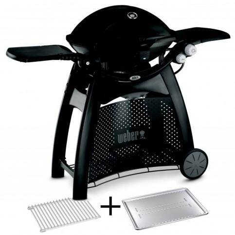 Plynový gril Weber Q 3200, čierny