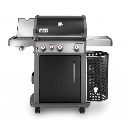Plynový gril Weber Spirt E-330 Premium GBS, čierny