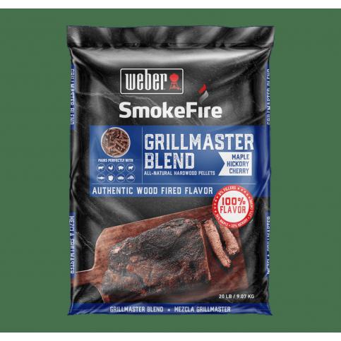 Pelety Weber SmokerFire GrillMaster Blend