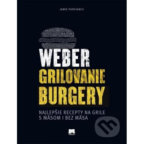 Weber grilovanie Burgery