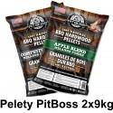 Pelety Pit Boss 2x 9kg
