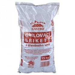 Servis Les Grilovacie brikety 15kg GASTRO