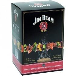 Brikety na údenie Bradley Jim Beam 48 ks