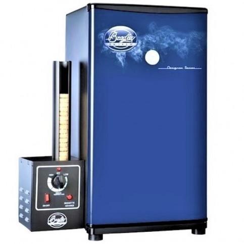 Udiareň Bradley Smoker Original 4 modrá