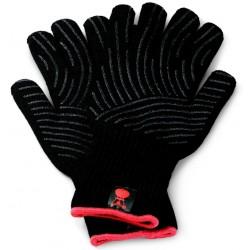 Grilovacie rukavice so silikónovým úchopom L/XL