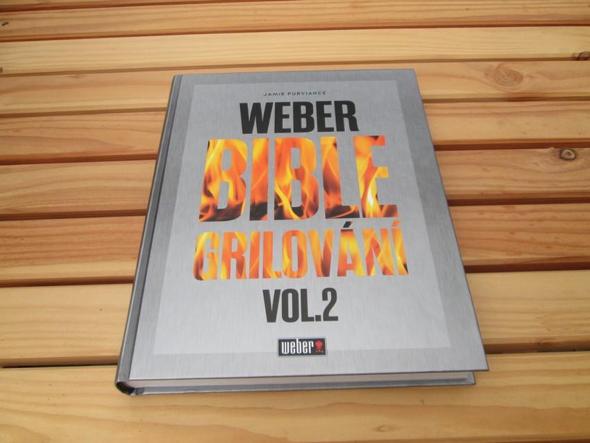 Biblia grilovanie Weber