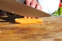 Nesmieme zabudnúť na mrkvu.