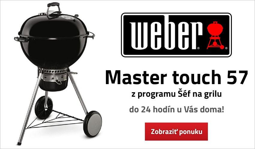 Gril Weber Gourmet 57